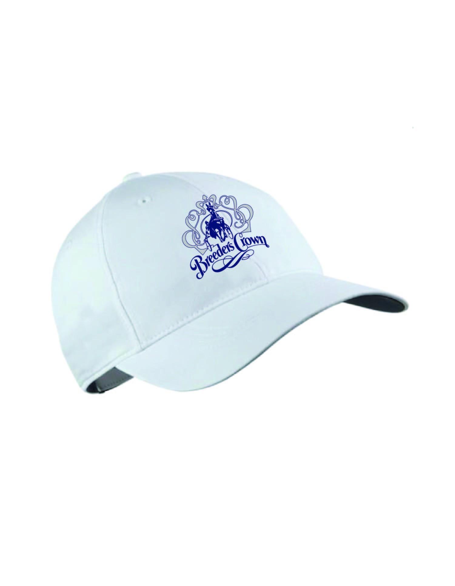 304a353d34b89 ... white baseball cap 238b7 ba91e  promo code for breeders crown nike hat  hats breeders crown hambletonian fe585 db2b8